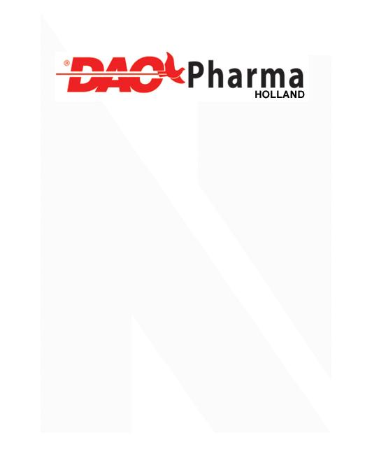 DAC Pharma producten